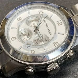 Authentic Michael Kors Runway Chronograph watch